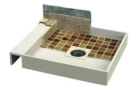 ready made tile pan is a ready to tile shower pan