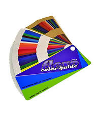 Gcmi Color Chart Flexo Color Guide For Printing Inks On Corrugated New Edition X
