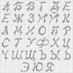 Алфавит схема