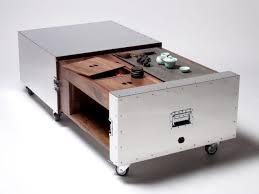 transforming furniture metal crates