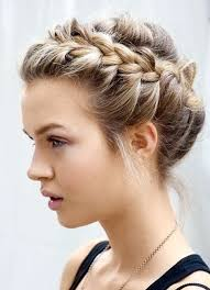 Good Cute Braided Hairstyles For Short Hair 24 For Your