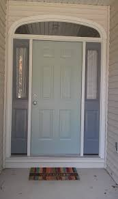Wythe Blue Sherwin Williams Our New Front Door Colors Benjamin Moore Wythe Blue And Shaker