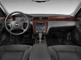 Image: 2011 Chevrolet Impala 4-door Sedan LS Retail Dashboard ...