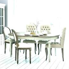 shabby chic dining table and 6 chairs breakfast kitchen sets round shabby chic extending dining table and 6 chairs chair small