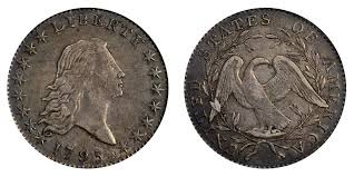 1795 Flowing Hair Half Dollar Normal Date Coin Value Prices
