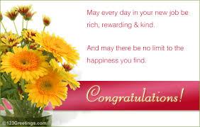 congrats on the new job quotes new job congrats free new job ecards greeting cards 123 greetings