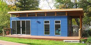 prefab shed office. 9 Sources For Midcentury Modern Sheds Prefab DIY Kits And Plans Office Shed