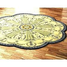 octagon rugs outdoor rug shaped medium size of home decor at jc penneys