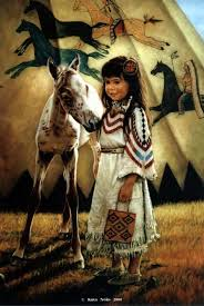 583x871 american indian art frank howell warriors frank howell american indian painting artists
