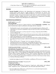 One Job Resume Professional Resume Templates