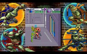 Ninja Turtles Arcade Cabinet Hardcore Gaming 101 Teenage Mutant Ninja Turtles