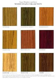 Grain Color Chart Mahogany Wood Stain Fruly Co