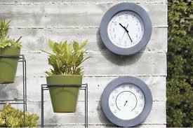 garden time outdoor clocks gardenista