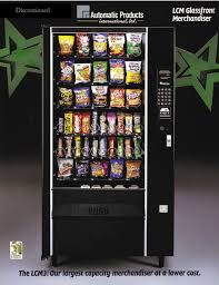 Vending Machines Cost Interesting Automatic Products Model LCM48 Snack Machine