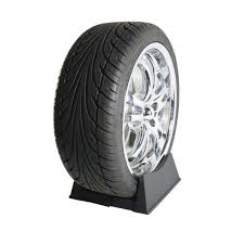 Alloy Wheel Display Stand MPTS Plastic Tire Stand for Showroom set of 100 Martins Industries 82
