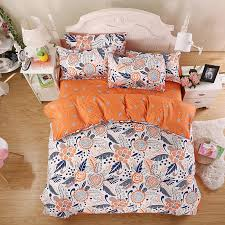 get orange duvet covers aliexpress alibaba group pertaining to popular house orange duvet cover queen ideas
