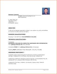Free Downloadable Resume Templates Sample Resume
