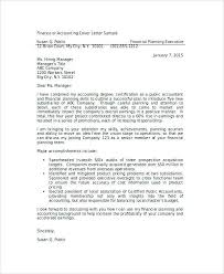 Cover Letter Examples Finance Director Hardship Sample Financial ...