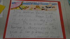 vacation essay kids essays on how i spent my holidays essay for kids