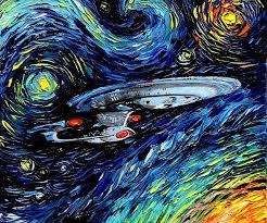 geeky vincent van gogh paintings