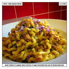How Many Syns In John West Light Lunch Spicy Tuna And Bacon Pasta