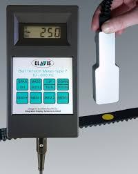 Goodyear Belt Tension Chart Clavis Ids Belt Tension Meters