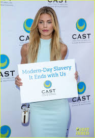 annalynne mccord makes first appearance after sharing sexual abuse annalynne mccord makes public appearance at slavery to dom gala 03
