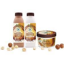 garnier fructis macadamia hair food 3