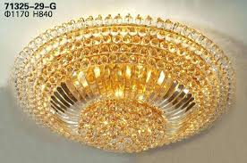 flush mount crystal chandelier gold ceiling lights welcoming spaces flush flush mount crystal chandeliers flush mount