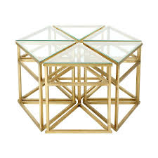 bunching coffee tables. Bunching Coffee Tables Table Furniture With Adjustable Glass .