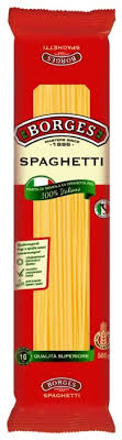 <b>Borges</b> Макароны <b>Spaghetti</b>, <b>500</b> г — купить по выгодной цене на ...