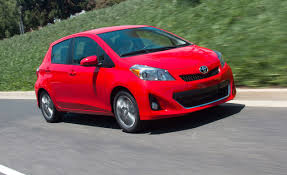2012 Toyota Yaris Hatchback Automatic Test | Review | Car and Driver
