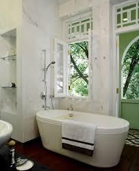 Bathtubs Idea, Soaker Tub With Shower One Piece Bathtub Shower Combo Airy  Bathroom With Popular