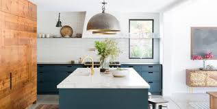 Two-Tone Kitchen Cabinet Ideas - How Use 2 Colors in Kitchen Cabinets