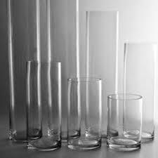 glass vases