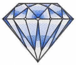 Diamond Designs Diamond Embroidery Design