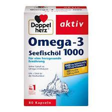 Abnehmen omega 3