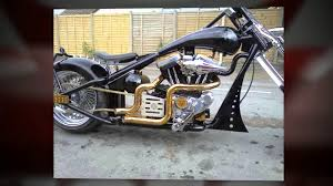 buell chopper homemade frame custom motorcycle build youtube