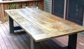 diy outdoor dining table plans medium size of outdoor farmhouse table plans wood farm large beautiful diy outdoor dining table