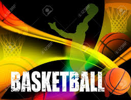 Basketball Powerpoint Template Free Basketball Advertising Poster Royalty Free Cliparts Vectors And