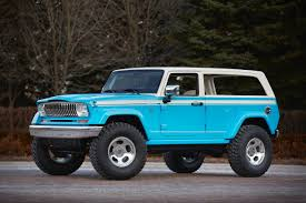 BangShift.com The 2015 Jeep Concepts For The Easter Jeep Safari ...
