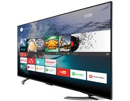 sharp 90 inch 4k tv. astounds with each picture and sound sharp 90 inch 4k tv