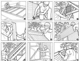 corrugated clear roof panels pictures installation details