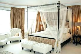 Black Canopy Bed Full Size Canopy Bed Black Canopy For Bed Full Size ...