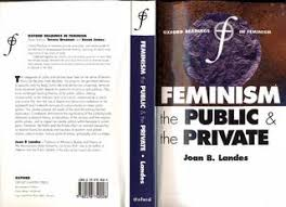 feminism the public and the private collected essays by open  oxford readings in feminism series edilofs teresa brennan and susan jame