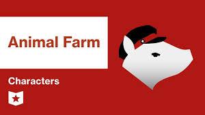 Animal Farm Character Chart Animal Farm Characters Course Hero
