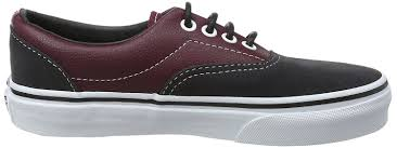 yours clothing vans uni kids era low top sneakers multicolored suede leather port