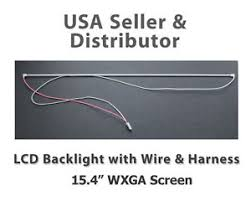 lcd backlight lamp wire harness toshiba satellite l30 l300 l305 image is loading lcd backlight lamp wire harness toshiba satellite l30