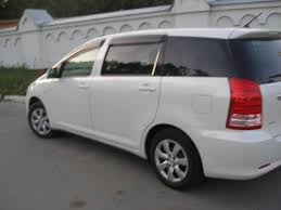 Toyota Wish 2.0 2006 | Auto images and Specification