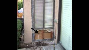 Remove Window And Install Door - Building Remodeling - YouTube